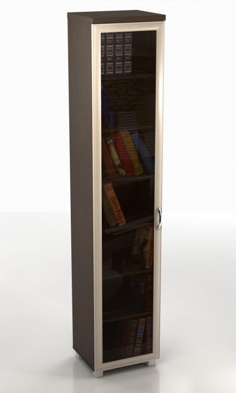 "Шкаф со стеклом ша-c5, серия ""атлант""."